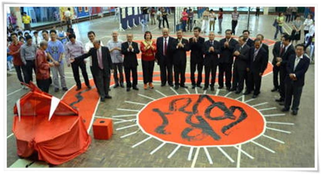 Figure_1_calligraphy_exhibition_to_raise_funds_for_four_independent_chinese_schools